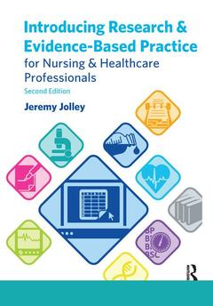 Cover of the book Introducing Research and Evidence-Based Practice for Nursing and Healthcare Professionals