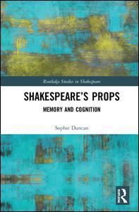 Couverture de l'ouvrage Shakespeare's Props
