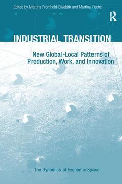 Couverture de l'ouvrage Industrial Transition