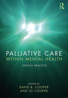 Cover of the book Palliative Care within Mental Health