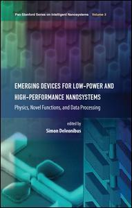 Cover of the book Emerging Devices for Low-Power and High-Performance Nanosystems