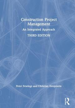 Cover of the book Construction Project Management