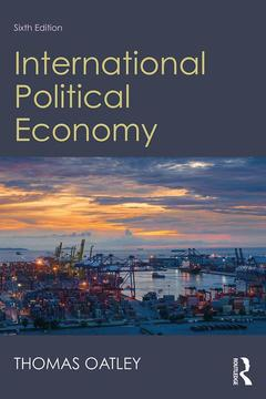 Couverture de l'ouvrage International Political Economy