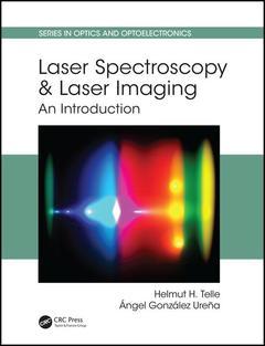 Couverture de l'ouvrage Laser Spectroscopy and Laser Imaging