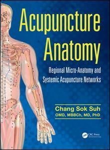Couverture de l'ouvrage Acupuncture Anatomy