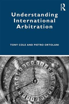 Couverture de l'ouvrage Understanding International Arbitration