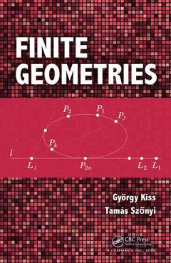 Couverture de l'ouvrage Finite Geometries
