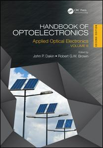 Couverture de l'ouvrage Handbook of Optoelectronics
