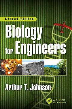 Cover of the book Biology for Engineers, Second Edition