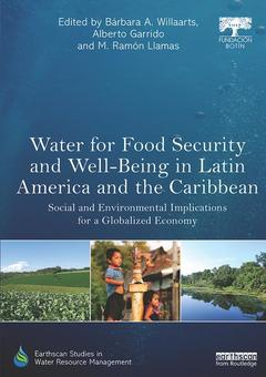 Couverture de l'ouvrage Water for Food Security and Well-being in Latin America and the Caribbean