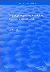Cover of the book Organophosphorus Pesticides