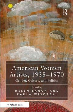 Cover of the book American Women Artists, 1935-1970