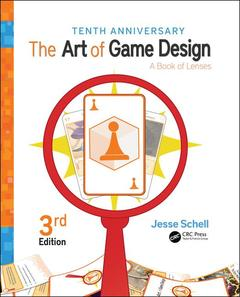 Cover of the book The Art of Game Design