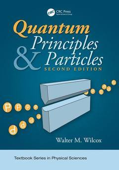 Cover of the book Quantum Principles and Particles, Second Edition