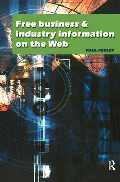 Cover of the book Free business and industry information on the Web
