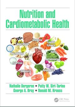 Couverture de l'ouvrage Nutrition and Cardiometabolic Health