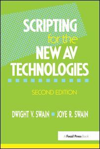 Couverture de l'ouvrage Scripting for the new AV technologies (2nd ed. 91) paper