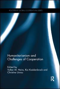 Couverture de l'ouvrage Humanitarianism and Challenges of Cooperation