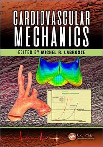 Cover of the book Cardiovascular Mechanics