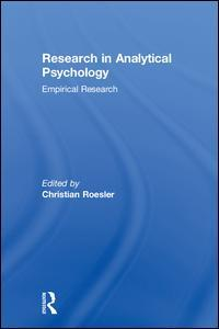Couverture de l'ouvrage Research in Analytical Psychology