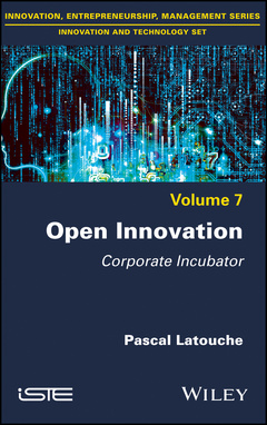 Cover of the book Open Innovation