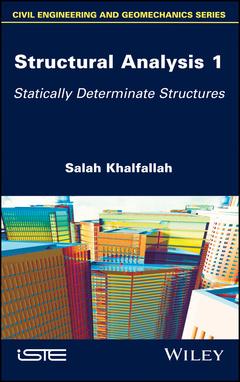 Couverture de l'ouvrage Structural Analysis 1