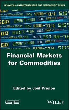 Cover of the book Financial Markets for Commodities
