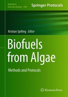 Cover of the book Biofuels from Algae
