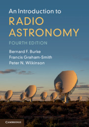 Cover of the book An Introduction to Radio Astronomy