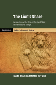 Cover of the book The Lion's Share
