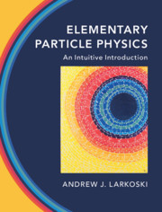 Cover of the book Elementary Particle Physics