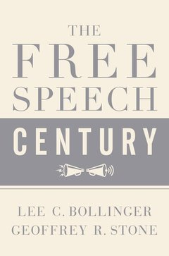 Couverture de l'ouvrage The Free Speech Century