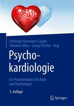 Cover of the book Psychokardiologie
