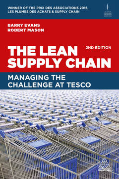Couverture de l'ouvrage The Lean Supply Chain