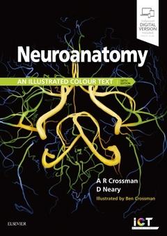 Couverture de l'ouvrage Neuroanatomy: an Illustrated Colour Text