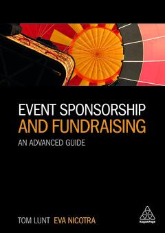 Couverture de l'ouvrage Event Sponsorship and Fundraising