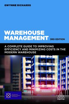Couverture de l'ouvrage Warehouse Management