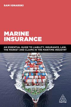 Couverture de l'ouvrage Marine Insurance