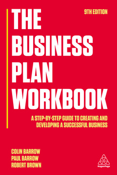 Cover of the book The Business Plan Workbook