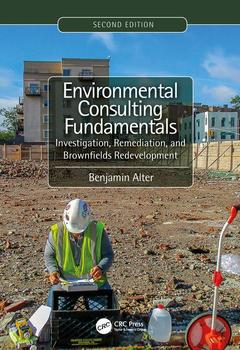 Cover of the book Environmental Consulting Fundamentals