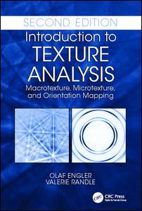 Couverture de l'ouvrage Introduction to texture analysis: macrotexture, microtexture & orientation mapping