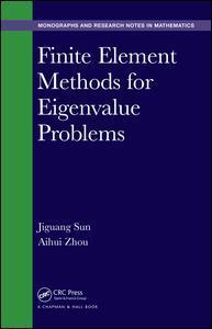 Couverture de l'ouvrage Finite Element Methods for Eigenvalue Problems
