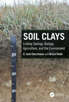 Couverture de l'ouvrage Soil Clays