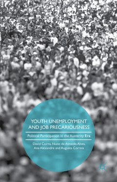 Couverture de l'ouvrage Youth Unemployment and Job Precariousness