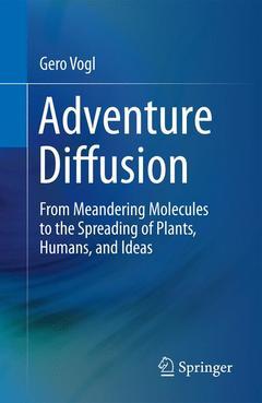 Couverture de l'ouvrage Adventure Diffusion
