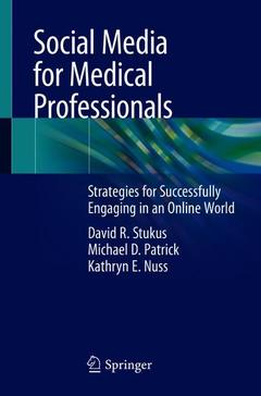 Cover of the book Social Media for Medical Professionals