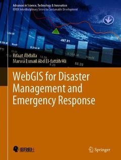 Couverture de l'ouvrage WebGIS for Disaster Management and Emergency Response