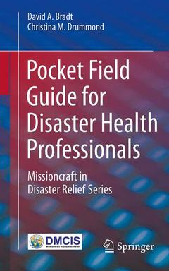 Cover of the book Pocket Field Guide for Disaster Health Professionals