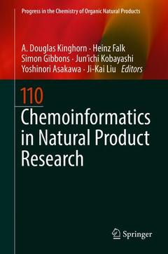 Couverture de l'ouvrage Chemoinformatics in Natural Product Research