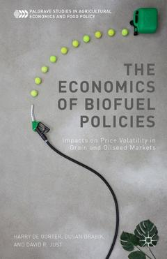 Cover of the book The Economics of Biofuel Policies